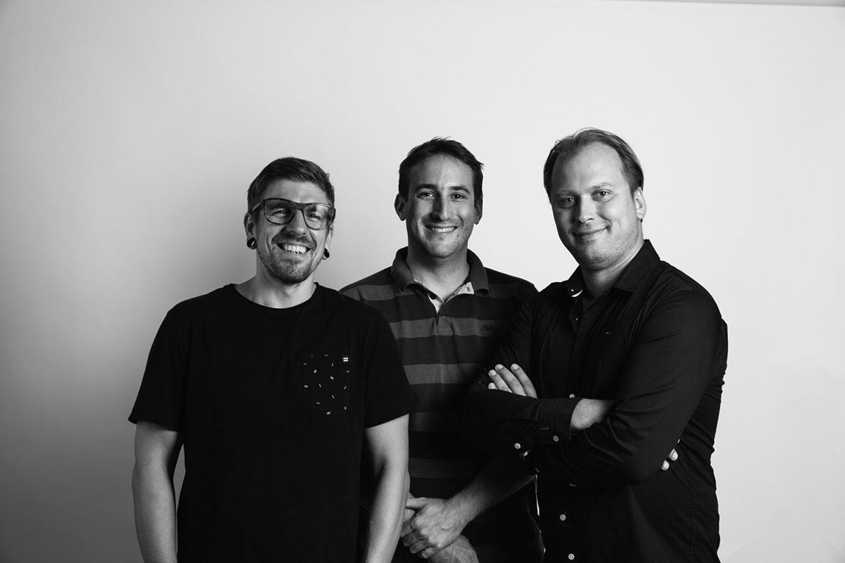Das Team der Agentur Dreirad Salzburg