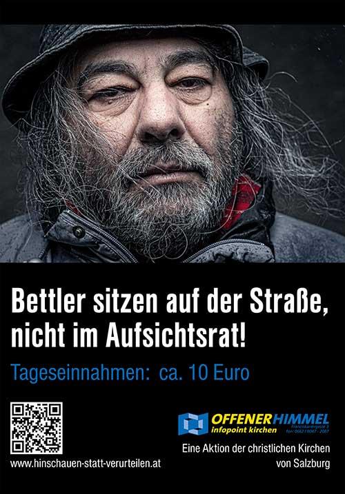 Erzdiözese Salzburg, Hinschauen statt verurteilen