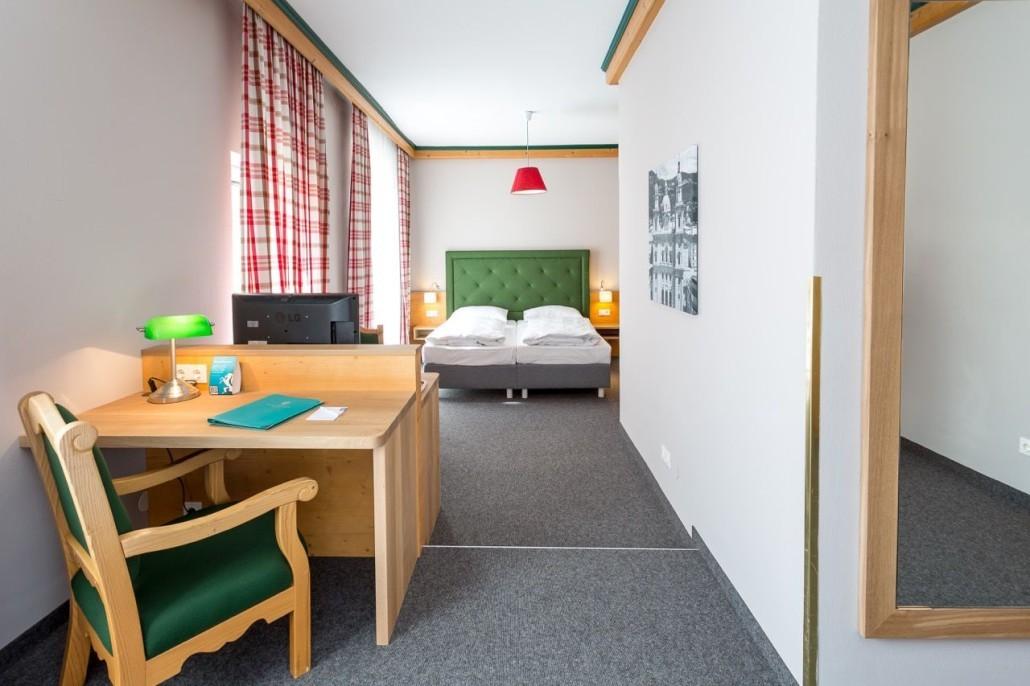 Hotelfotografie Hotel Markus Sittikus Salzburg