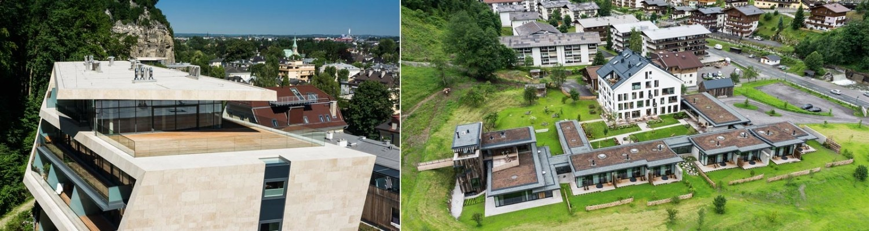 Immobilienfotografie Agentur Dreirad Salzburg