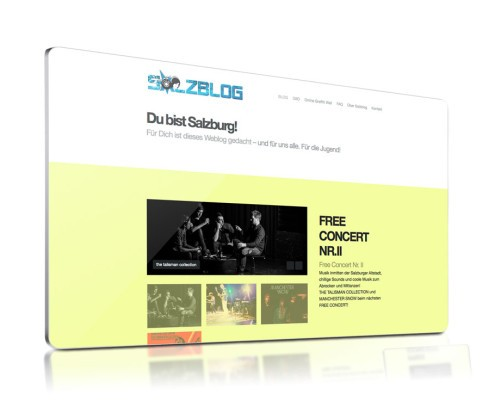 Internetagentur Salzburg